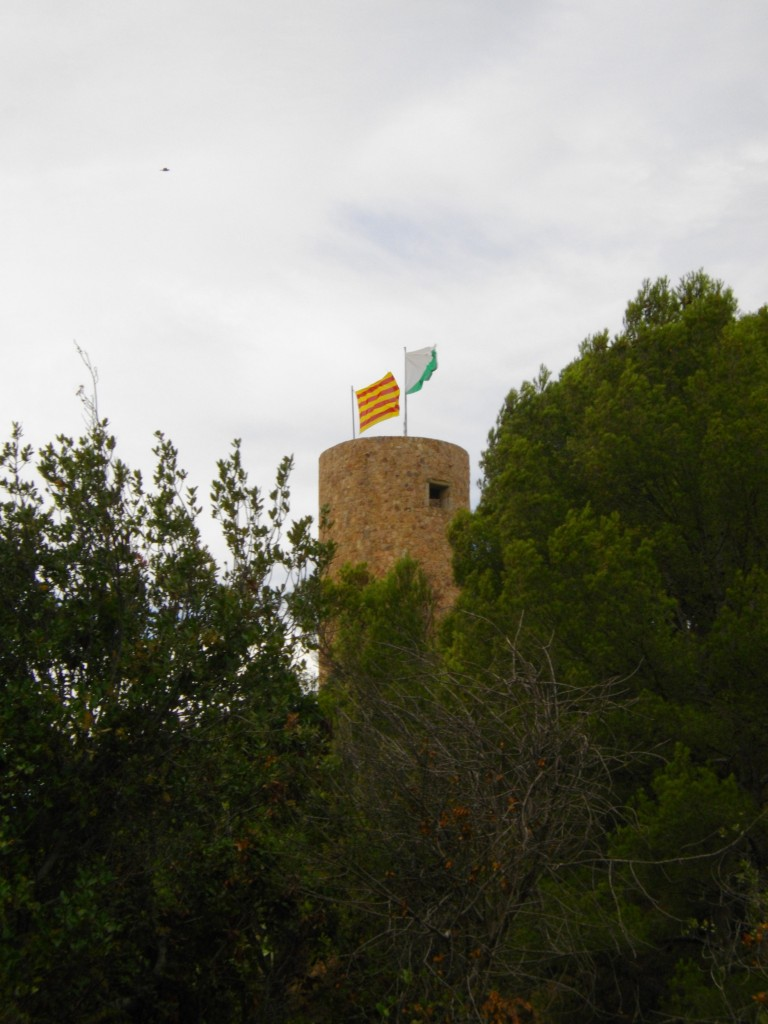 Castell de Sant Joan XIw