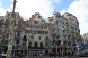 Passeig Gracia Casa Batllo